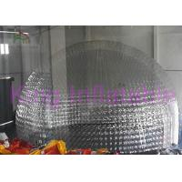 Buy cheap Dome Custom Inflatable Bubble Tent , Overall Transparent Inflatable Yard Tent from wholesalers