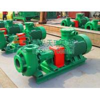 Buy cheap Petroleum drilling fluid centrifugal sand pump with 30m3/h to 320m3/h, supply pump to desander, desilter, and centrifuge from wholesalers