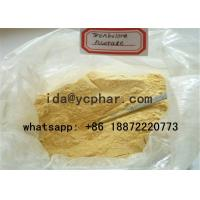 Buy cheap High Purity Raw Steroid Powder Trenbolone Acetate Finaplix CAS 10161-34-9 from wholesalers