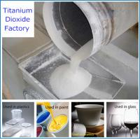 Buy cheap CAS No.13463-67-7 White Pigment TiO2 Rutile Anatase Price Titanium Dioxide from wholesalers