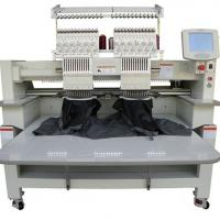 Buy cheap Tajima Type Cap Flat T - Shirt Shoes Double Head Embroidery Machine Max Speed 1000 Spm product