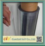 Buy cheap Transparent 100 PVC Self Adhesive Film , Cold Lamination PVC Decorative Film from wholesalers