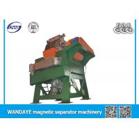 Buy cheap Vertical Ring Wet High Gradient Magnetic Separator 75 - 150m³ / h from wholesalers
