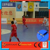 Buy cheap Easy To Install Futsal Flooring With Shock Performance / BV Certificate from wholesalers