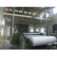 Buy cheap Shopping Bag PP Non Woven Fabric Making Machine Double Beams Spunbond from wholesalers
