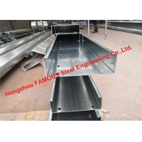 Buy cheap New Zealand Dimond DHS Equivalent Light Gauge Galvanized Steel Purlins Girts Easy Installation from wholesalers
