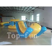 Buy cheap Outdoor Summer Water Games inflatable Water Park Game For Kids And Adults product