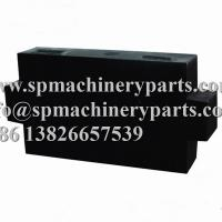 Buy cheap Space efficiency Schindler 7000 double-deck elevators parts compound counterweight block 30kilogram from wholesalers