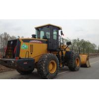 Buy cheap EPA Engine Compact Wheel Loader High Tensile Unitary Frame Structured from wholesalers