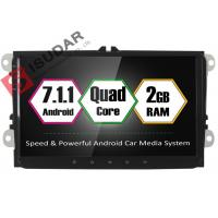 Buy cheap HD 1024*600 In Dash Android Head Unit , Volkswagen Car Stereo WIth CANbus product