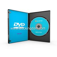 Buy cheap Multi DVD rewriter cardboard CD wallet offset printing under packing paper from wholesalers