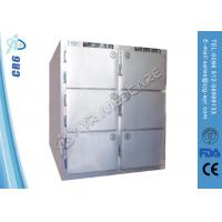 Buy cheap Hospital Medical Six Medical Refrigerator Freezer Mortuary Chamber DC24V-AC220V from wholesalers
