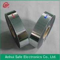 Buy cheap Al Zn alloy metallized polyester film product
