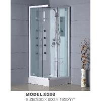 Buy cheap Mini Walk in Shower Enclosure/Shower Cubicle/Simple Shower Room 8208 from wholesalers