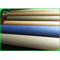 Buy cheap 0.55mm Environmentally Friendly Washable Kraft Paper Handmade DIY Bag Fabric from wholesalers