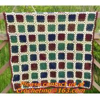 Buy cheap Book hand for handmade hook needle stripe, table cover, handmade crochet, blanket, clothes from wholesalers