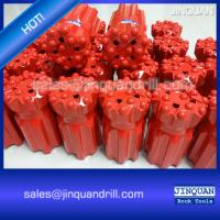 Buy cheap AC thread button bits of atlas copco drilling bits from wholesalers