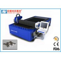Buy cheap Fiber 1000W Thin Copper Sheet Metal Laser Cutting Machine with High Speed from wholesalers