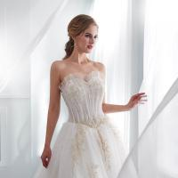 Buy cheap White Color Floor Length Ladies Evening Dresses , Wedding Dresses For Womens from wholesalers