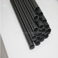 Buy cheap SGS Pultrusion Carbon Fiber Tube from wholesalers