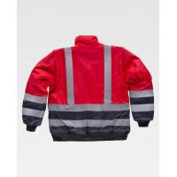 Buy cheap Professional Safety Work Clothes Mens Reflective Jackets Customized Size from wholesalers