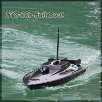Buy cheap Classic Model HYZ-105 Long Last Use Stable High Speed RC Bait Boat For Fishing from wholesalers