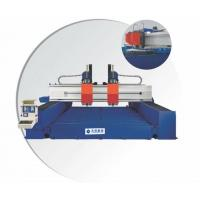 Buy cheap Movable Gantry Type Double-Spindle CNC High-Speed Plate Drilling Machine Model PDG4040/ PDG5050 from wholesalers