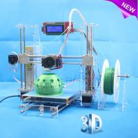 Buy cheap SHENZHEN MINGDA Personal desktop diy 3d printer with LCD Screen, Printing size 200*200*200mm from wholesalers