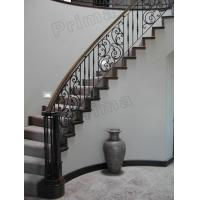 Buy cheap Metal Balcony Railing wrought iron balustrae from wholesalers