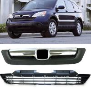 Buy cheap Honda CR-V Honda CRV 2007 2008 2009 Front Lower Bumper Grille 71128-SWA-003ZA 71121-SWA-003 product