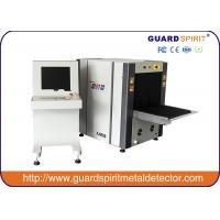 Buy cheap Conveyor Seurity Equipment , X Ray Luggage Scanner For Subway with Low Noise from Wholesalers