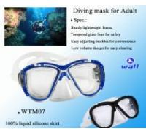 China Scuba Diving Masks on sale