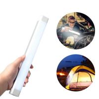 Buy cheap Portable Led Tube Magnetic Camping Light Rechargeable Battery Powered For Outdoor from wholesalers
