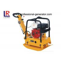 Buy cheap 9 HP Reversible Plate Compactor with Gasoline Engine 30kn Force LCR160 product