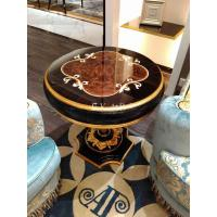 Buy cheap 2015 hot sale round low coffee table end table safe TT-016 from wholesalers
