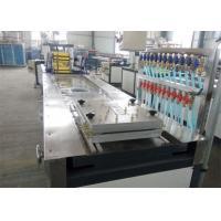 Buy cheap Construction Template PVC WPC Foam Board Machine High Efficient product