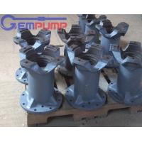 Buy cheap 65QV-SP Spare parts Warman Centrifugal Slurry Pump 44-200 mm Discharge size from wholesalers