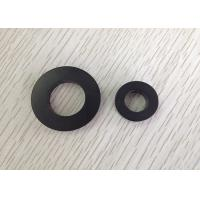 Buy cheap Powerful Flexible Ferrite Ring Magnet , Heat Resistant Hard Ferrite Magnets from wholesalers