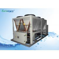 Buy cheap Eurosatrs Industrial Water Chiller Units R22 Gas Carrier Industrial Chillers from wholesalers
