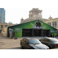 Buy cheap Professional Large Event Tents , Customized Colorful Outdoor Trade Show Tent product