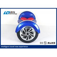 Personal 8 Inch Hoverboard Self Balancing Scooter ABS And PC Material , Quick Charging