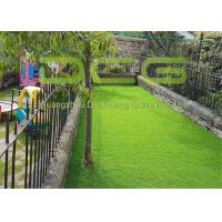 Realistic Looking Artificial Grass Garden Gauge 3/8 Inch For Pet Area