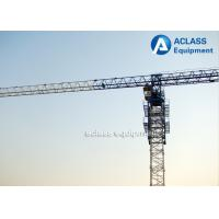 Buy cheap 5 ton 35m Free Height Topless Tower Crane , Building Construction Equipments from wholesalers