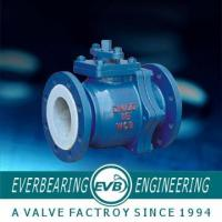 Buy cheap PTFE Lining Ball Valve from wholesalers