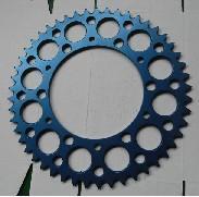 Buy cheap 100% CNC Machining Motorcycle Sprocket Wheel product