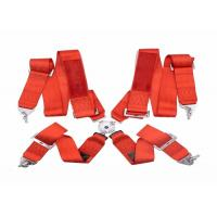 Buy cheap Washable Car Safety Seat Belts Never Shrink / Distortion With 3 Inch Width from wholesalers