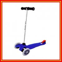 Buy cheap Kids Mini 3 Wheel Scooter with Rear Brake Kids Vehicle from wholesalers