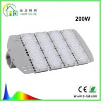 Buy cheap High Efficiency IP66 Solar Powered LED Street Lights Retrofit 180W Replace HPS Sodium Lamps product