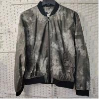 Buy cheap Open Bottom Sustainable Athletic Wear , Camouflage Bomber Jacket Men product