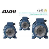 Buy cheap Hydraulic Electric Hollow Shaft Motor Three Phase 380V Aluminum Housing Low Noise from wholesalers